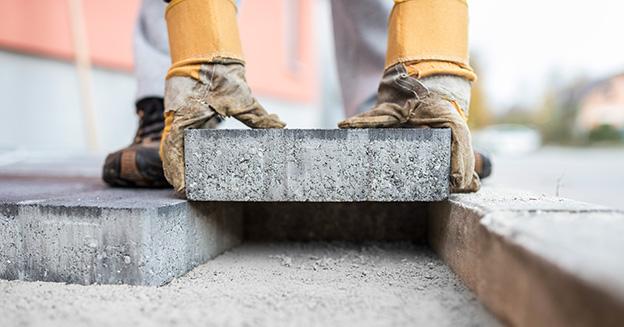 Podsypki cementowo - piaskowe
